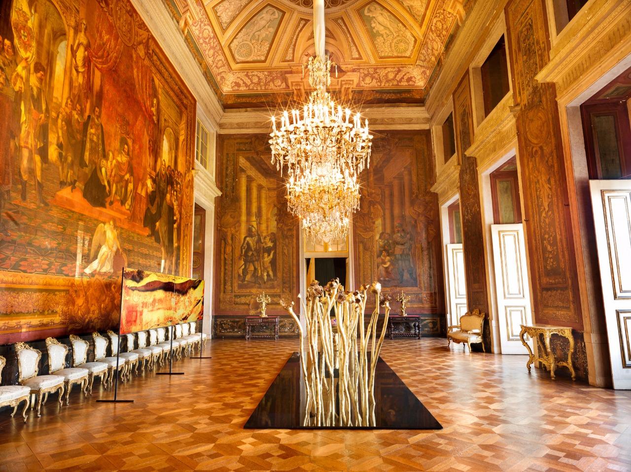 Royal Love, Pintura Rupestre Alto de Mariana - King João IV Hall