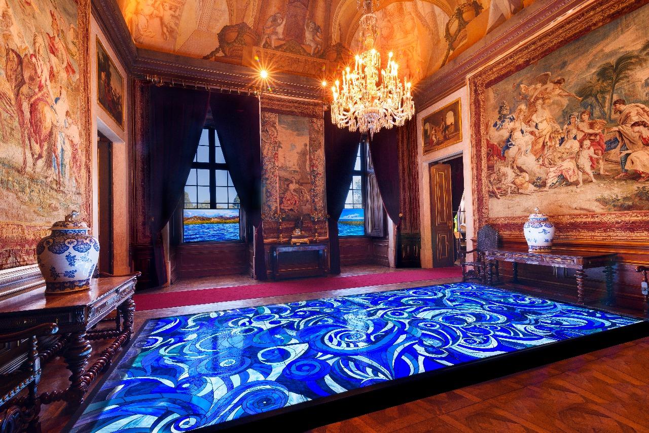 Life Wave (Glass) - Ushers' Room